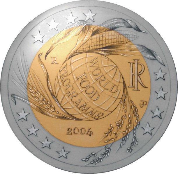 Курс евро 2004